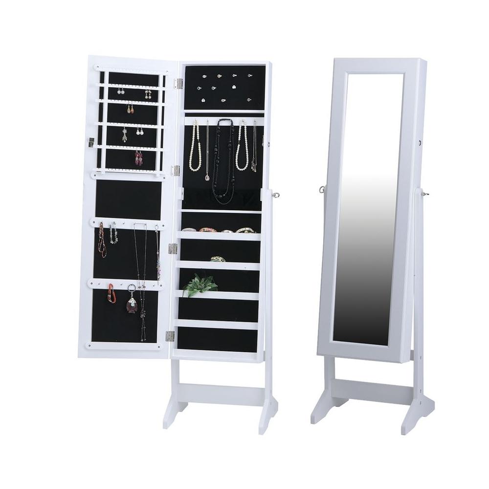 Armario joyero con espejo para vestidor don regal n - Espejos para armarios ...