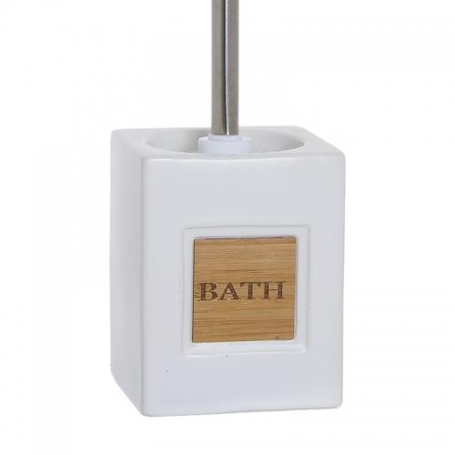 ESCOBILLERO BLANCO BATH